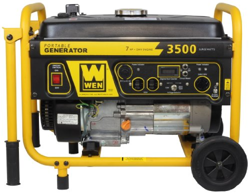 Wen gas powered portable generator urban prep list - Choosing a gasoline powered generator ...